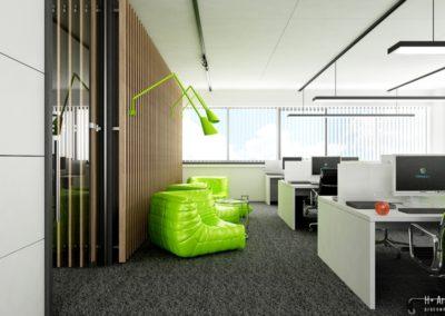 AXHelpers | Strefa relaksu | H+ Architektura