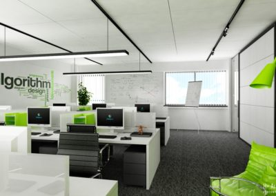 AXHelpers | Open space | H+ Architektura