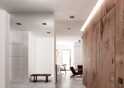 Potokowa | Hol | H+ Architektura