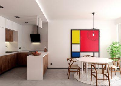 Potokowa | Jadalnia | H+ Architektura
