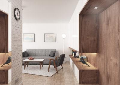 Poturzyńska   Hol   H+ Architektura