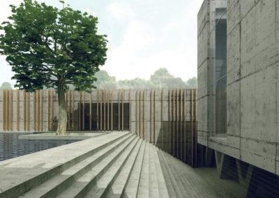 Seminarium | Schody | H+ Architektura