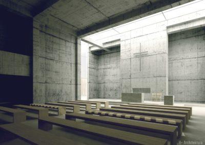 Seminarium | Kaplica | H+ Architektura