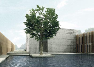 Seminarium | Patio | H+ Architektura