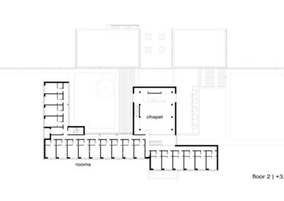 Seminarium | Rzut 2 | H+ Architektura