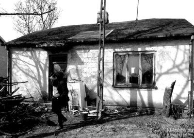 Dom PS | Stan pierwotny | H+ Architektura