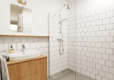 Lubartowska for rent 01 | Łazienka | H+ architektura